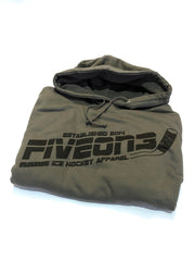 Bargain Overtime hoody Steel Grey Medium