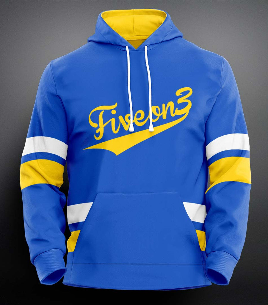 Team Colours Sports/Performance Hoody