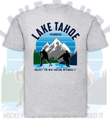Hockey the way nature intended it tee