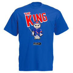 """The King"" Minipucker T Shirt"