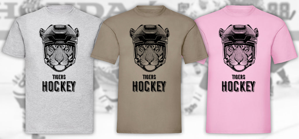 Hockey is Wild T Shirt