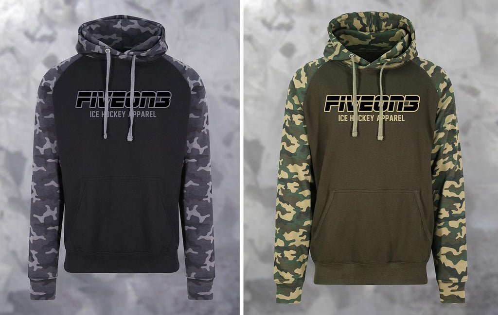 Urban Sniper Hooded Sweat Top