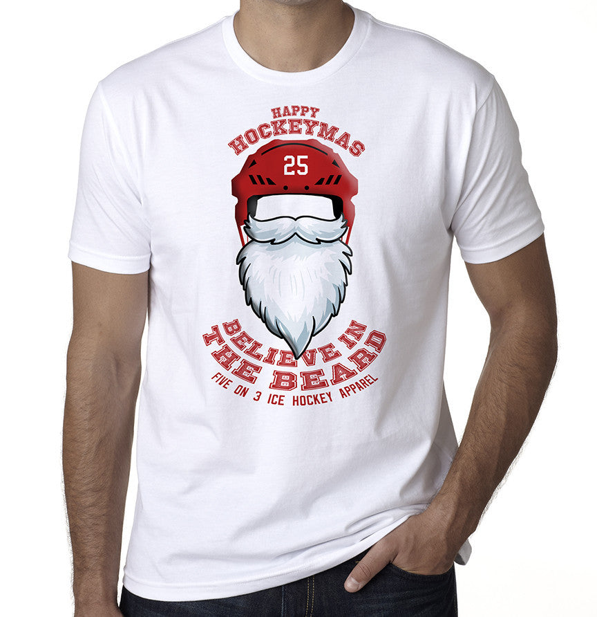 Believe in the Beard Tee Kids