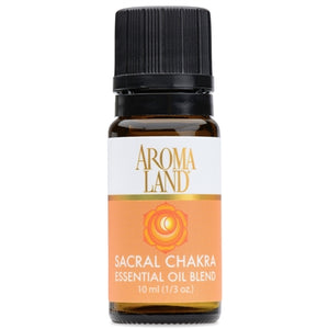 Chakra Sacral Essential Oil Blend