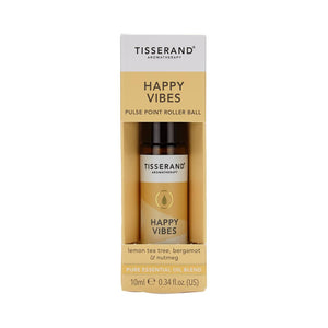 Tisserand Happy Vibes Pulse Point Roller Ball