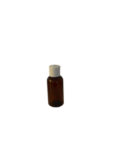 Amber 2 oz PET Bottle
