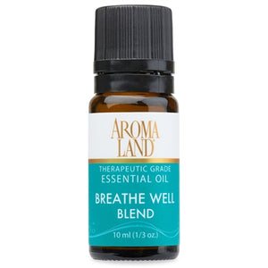 Breathe Well Essential Oil Blend