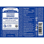 Load image into Gallery viewer, dr. bronner's peppermint 2oz hand sanitizer spray