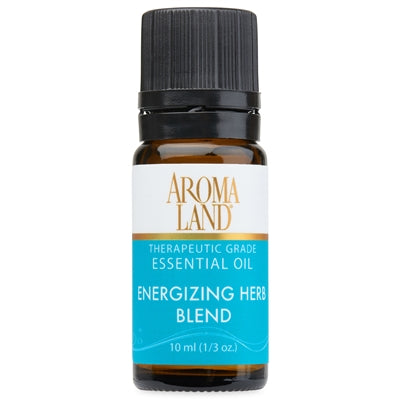 Energizing Herb Essential Oil Blend