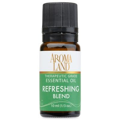 Refreshing Essential Oil Blend