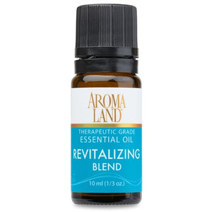 Revitalizing Essential Oil Blend