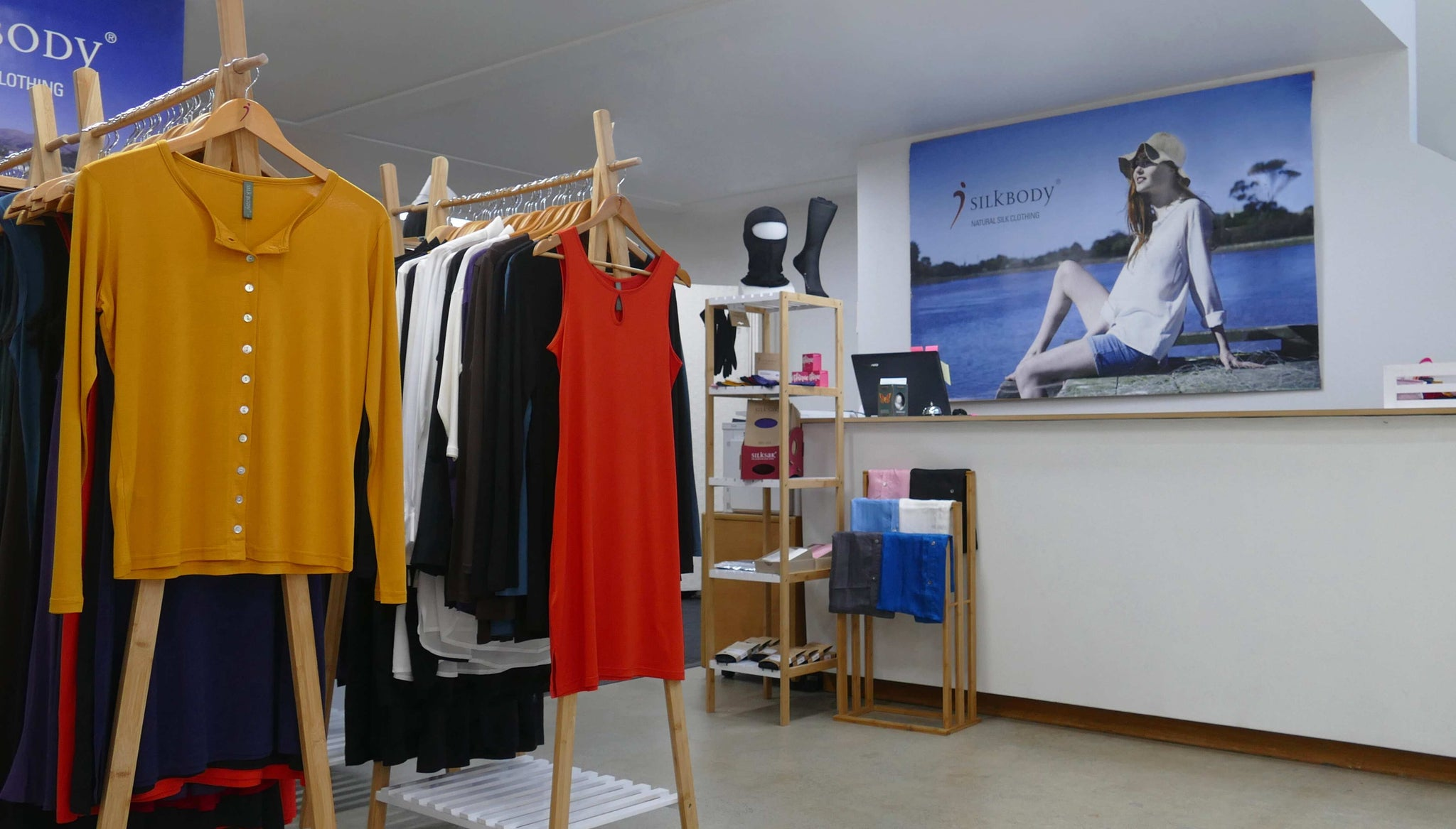 SilkLiving Wellington Store