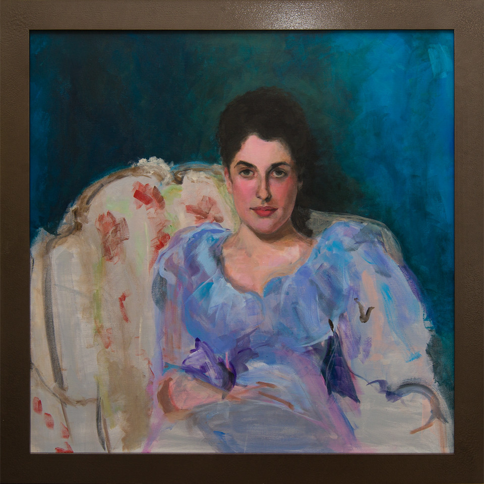 Lady Agnew's Challenge: Copy/Edit of John Singer Sargent