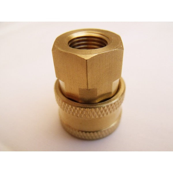 "1/4"" Female Screw Thread to 11.6mm (1/4"") Quick Release Female Coupling"