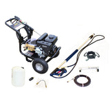 Patio, Drains, Gutter Cleaning Pressure Washer Package KM3200P