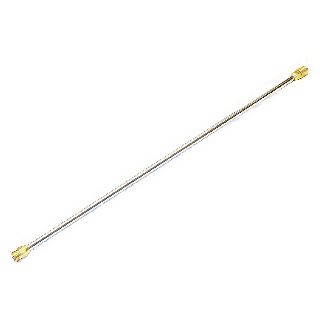 "Pressure Washer Lance 36"" (900mm) M22 Screw Thread - 1/4"" Quick Release"