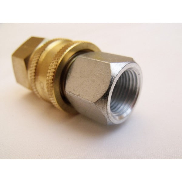 "3/8"" (14.8mm) High Pressure Quick Release Coupling Adapter Set"