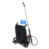 Aquaspray Backpack 16L Battery Operated Water Spray Tank for Window Cleaning