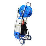 Aquaspray Pro 20 Battery Operated Water Spray Tank 20L Trolley system