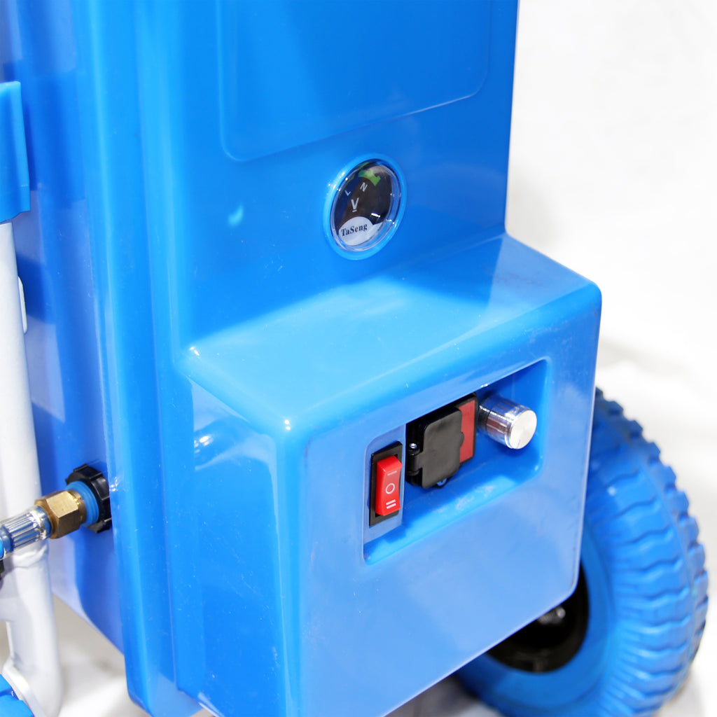 Aquaspray Pro 45 Battery operated Water Spray Tank 45 litre Trolley system