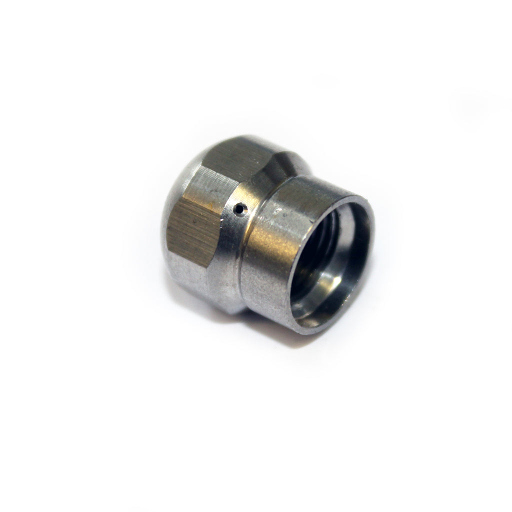 "Drain Sewer Cleaning Nozzle for Jetting (3000 PSI) (1/8"") 045 jet size"