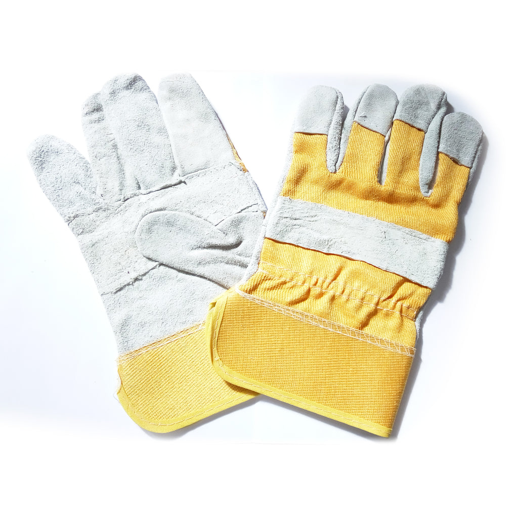 Protective Reinforced Workwear Gardening Glove - Large