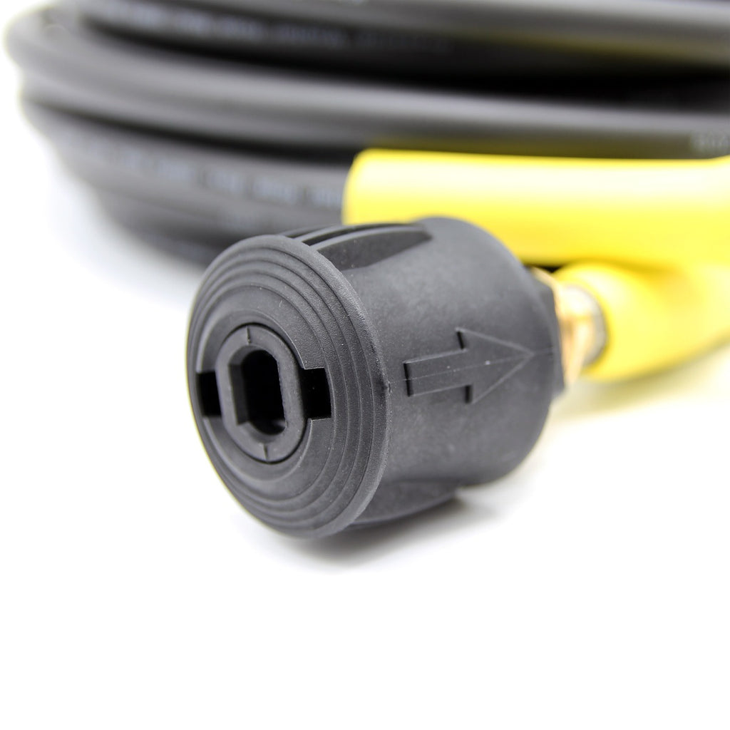 Karcher Click Bayonet Male - Click Bayonet Female K series Pressure Washer Extension Hose