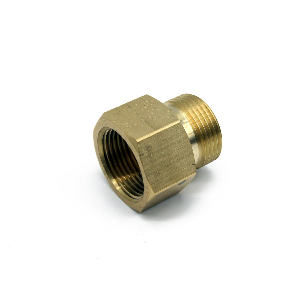 Karcher M22 Female to M22 Male Coupling