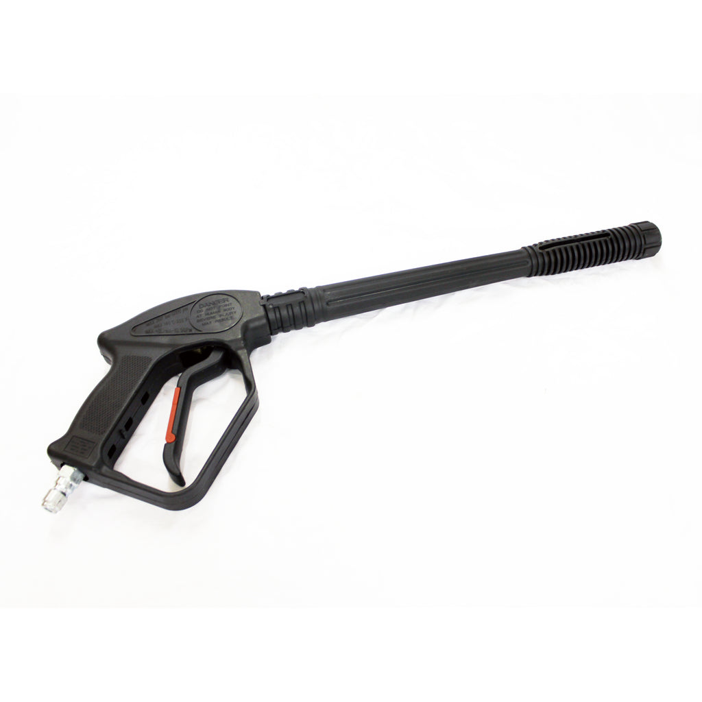 Kiam High Pressure Trigger Gun and Lance with 3 Nozzle Wash Broom