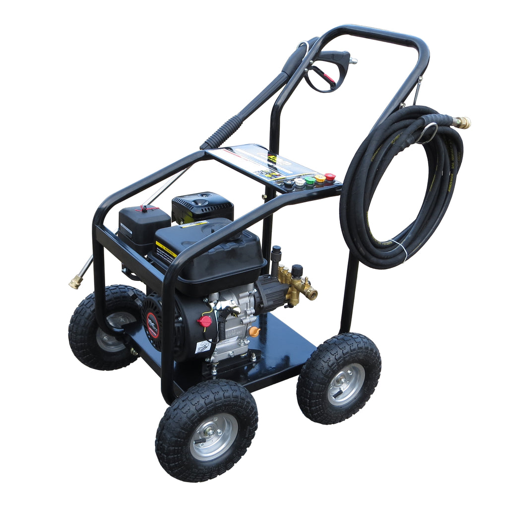 Patio, Drains, Gutter Cleaning Pressure Washer Package KM2800P