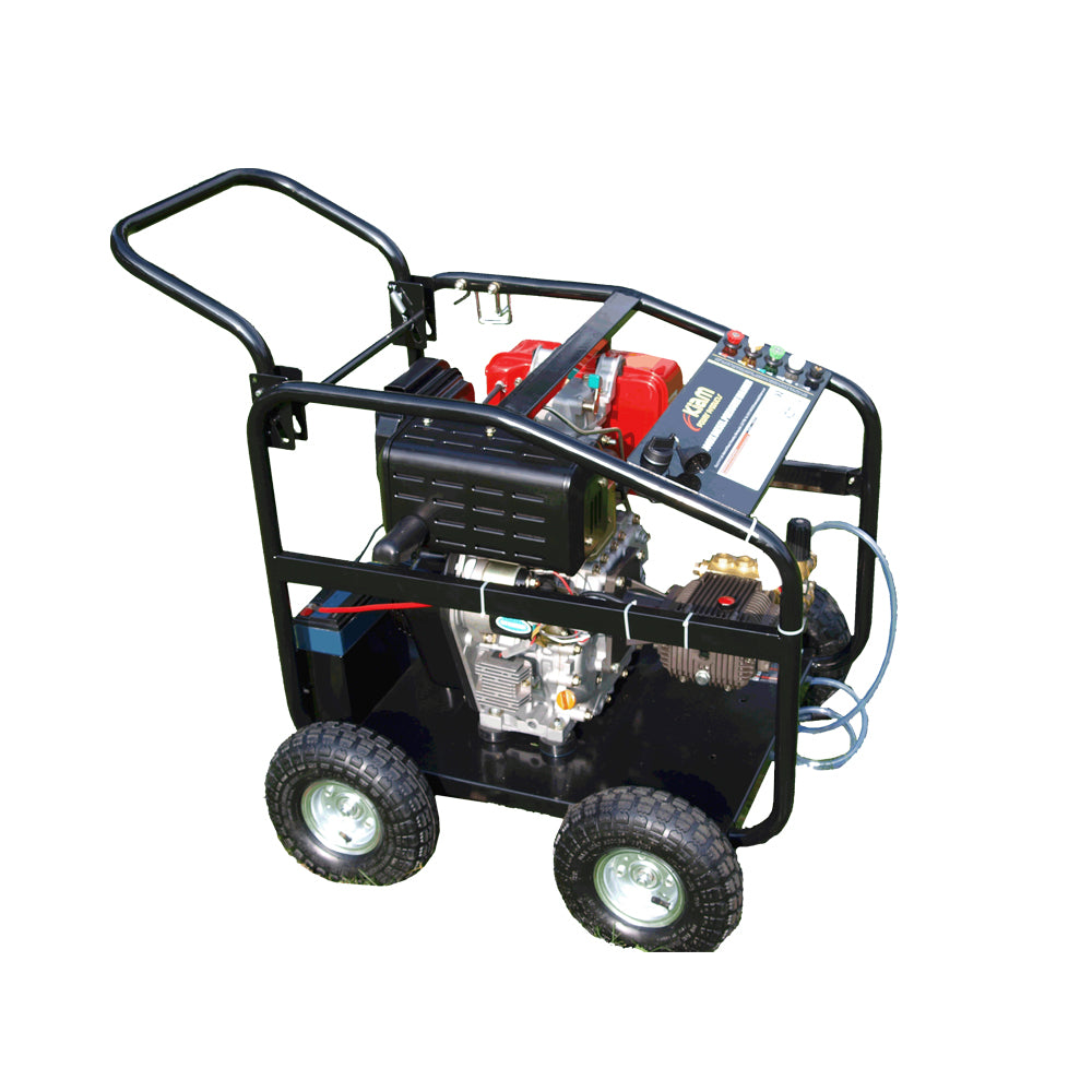 Patio, Drains, Gutter Cleaning Pressure Washer Package KM3600DX