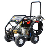 Kiam KM3600DXR Diesel Pressure Washer - Gearbox Version (10HP)