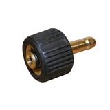 "M22 Female Screw to 1/4"" (11.6mm) Quick Release Male Coupling"