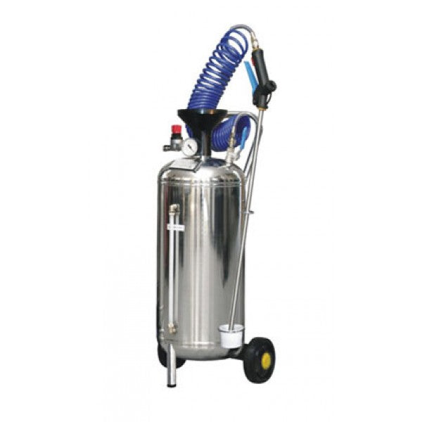 Lavor Foamjet SX24 Air Chemical Sprayer (Stainless Steel)