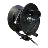 High Pressure Hose Reel Fixed Base with Heavy Duty 5/16