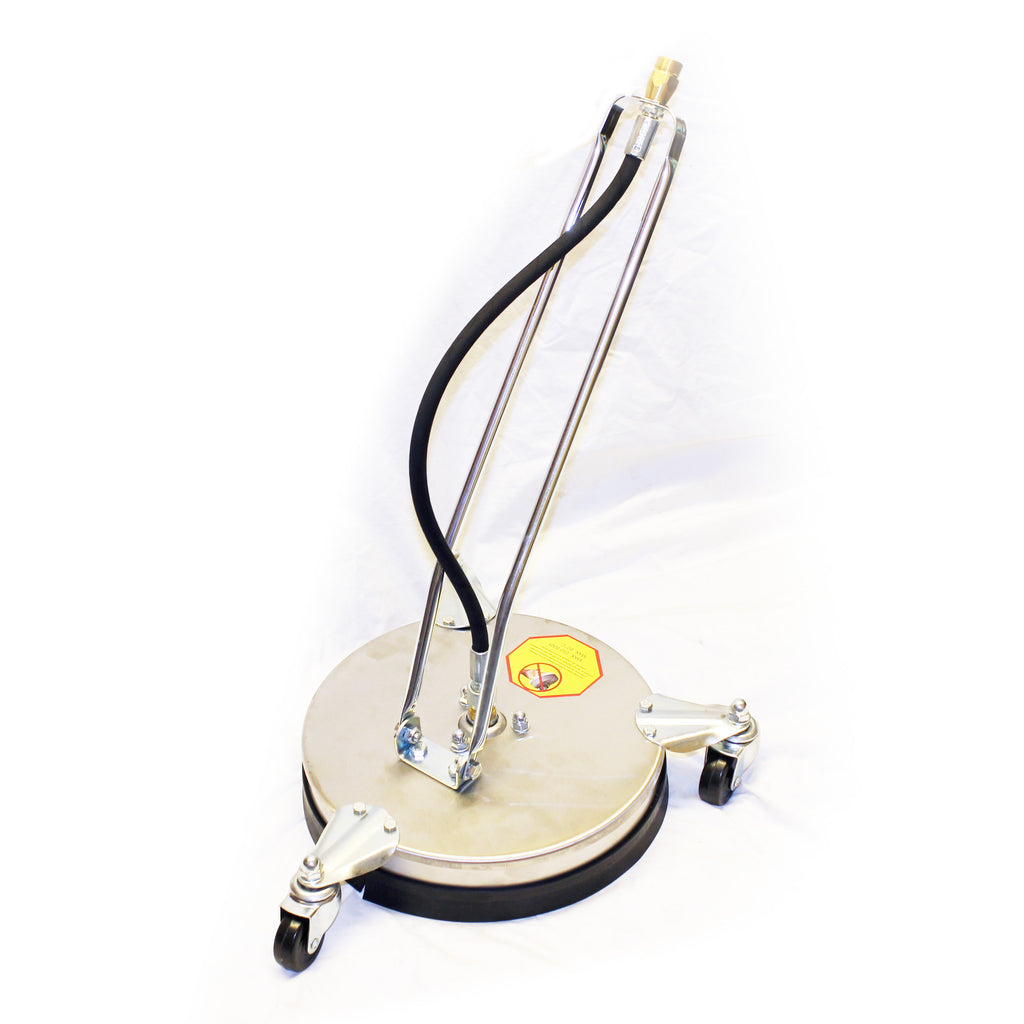 Kiam VT62-300S Rotary Floor Cleaning Tool Steel Flat Surface Cleaner