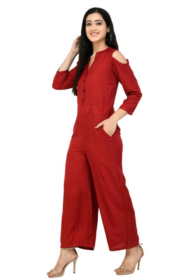 STYLISH WOMEN'S OFF SHOULDER JUMP SUIT