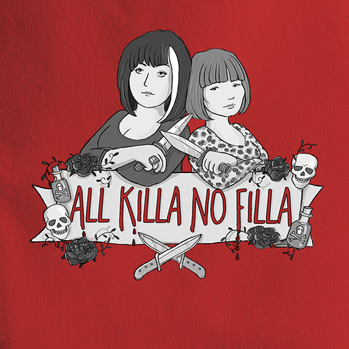 All Killa No Filla Tote Bag
