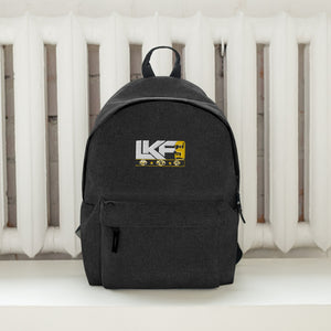 LKF9 Embroidered Backpack