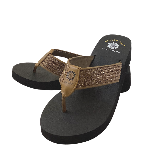 Yellow Box Women's Sierra Sandal