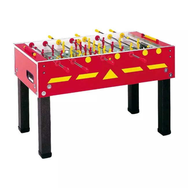Outdoor G-500 Red Foosball Table