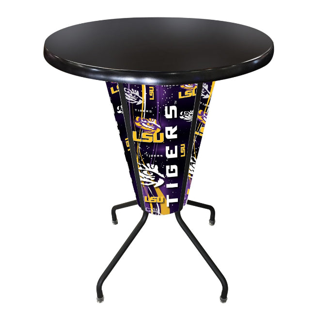 LSU Lighted LED Table