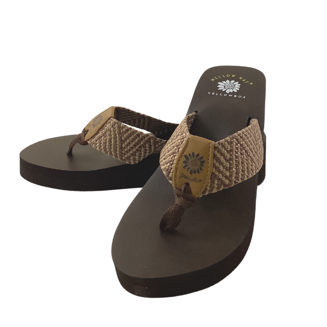 Yellow Box Women's Silma Sandal