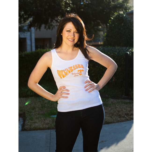 University of Tennessee Swarovski Crystal Classic Tank