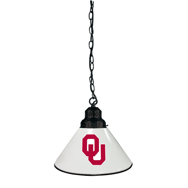 University of Oklahoma Pendant Light - Black