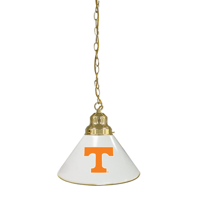 University of Tennessee Pendant Light - Brass