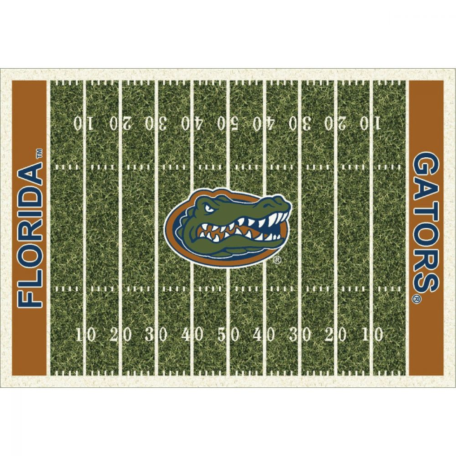 University of Florida 4'x6' Homefield Rug