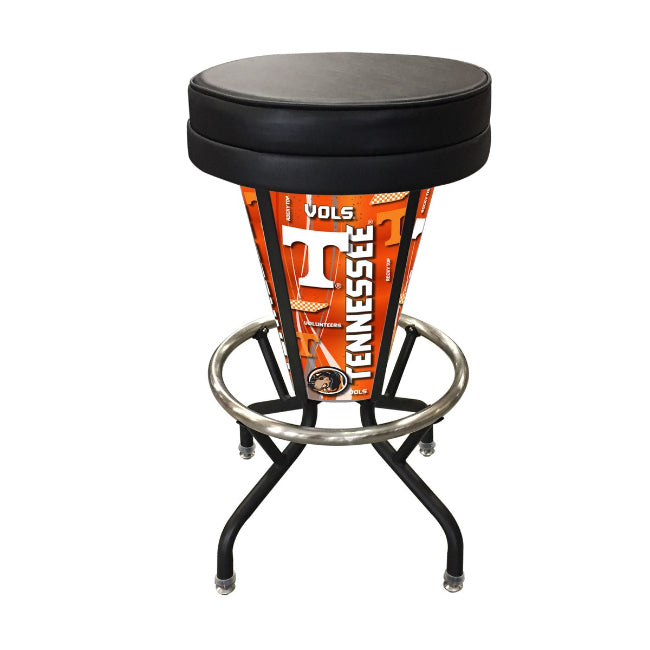 University of Tennessee Lighted LED Bar Stool