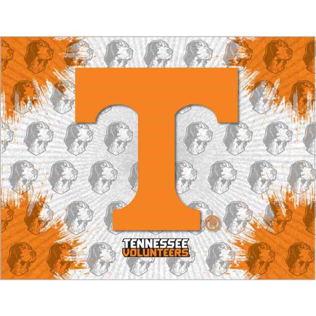 University of Tennessee Logo Spirit Canvas