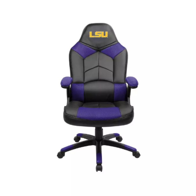 LSU Oversized Office Chair